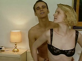 Real German couple fucks on camera