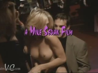 Smoking Hot Blake Pickett Gives a Bonerific Topless Lap Dance