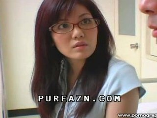 Asian Schoolgirl Squirts