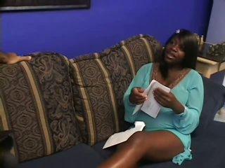 Lovely Pregnant Black Babe Receives Pounded