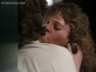 Super Sexy Retro Actress Jacqueline Bisset Gets Group-fucked In An Elevator
