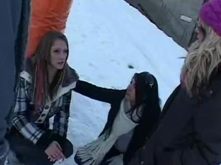 UK PORN Chalet Girl Scene 4