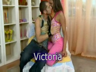 Youthful Victoria Fucks Her Boyfriend