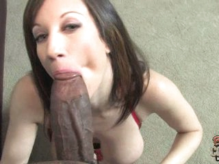 Stephanie Wylde hot chick blowing the skin flute