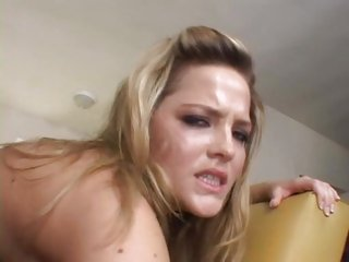 Alexis Texas moans as her hot pussy is screwed
