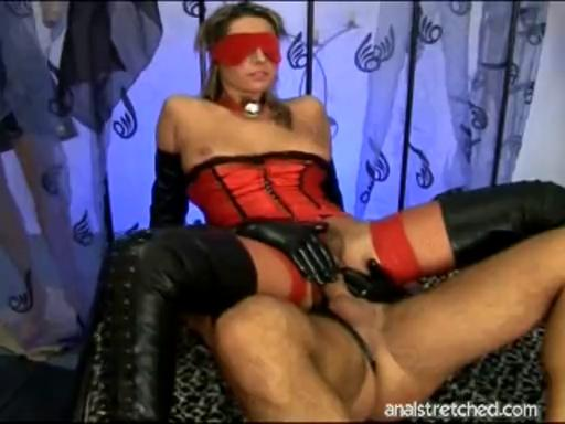 Euro Golden Haired Hottie DAria Glower Sits Her Warm Twat On A Massively Giant Beaver