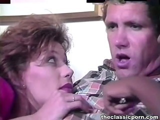 Two delicious pussies for lucky man