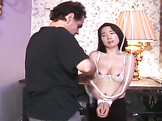 Her nipples pulled right off