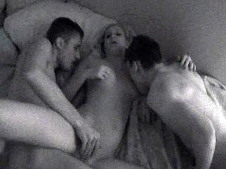 John, Zara and Carl