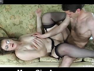 Leonora&Albert anal aged sex movie