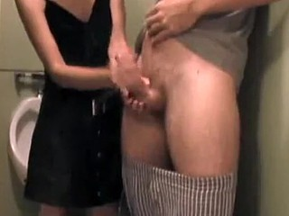 Public toilet sex amateur acton