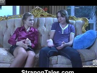 Alana&Owen kewl dong action