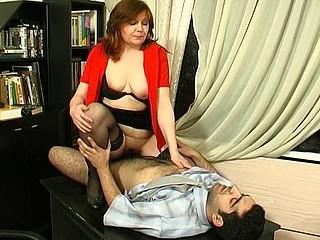 Laura&Sebastian nasty aged action