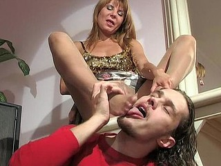 Alice&Mike sexy nylon feet movie