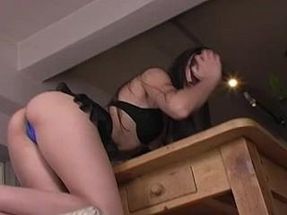 Sexy Sasha Grey goes knuckles unfathomable into her twat.