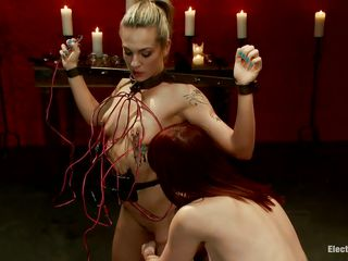 maitresse madeline and mark wood teach bailey blue a lesson