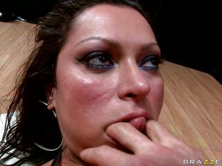 brunette slut nikita denise takes it hard in the asshole