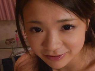 thin japanese teen loves a hard dick