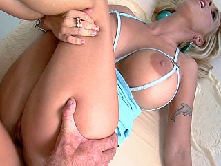 Busty Holly Halston gets her ass fucked