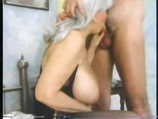 Retro foreplay porn with huge bra buddies sweetheart